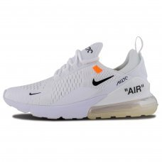 Унисекс OFF White  x Nike Air Max 270 White