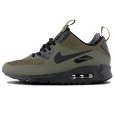 Мужские Nike Air Max 90 Mid Winter Green