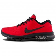 Унисекс Nike Air Max 2017 Red/Black