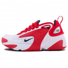 Фотография 1 Унисекс Nike Zoom 2K White Red