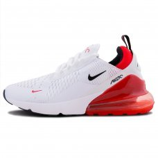 Унисекс Nike Air Max 270 White/Red
