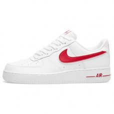 Унисекс Nike Air Force 1 White/Red