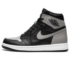 Мужские Nike Air Jordan 1 Retro High Og Shadow Black/Grey