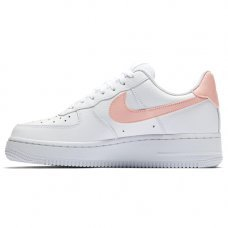 Женские Nike WMNS Air Force 1 '07 White/Oracle Pink
