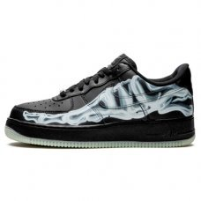 "Мужские Nike Air Force 1 Low ""Skeleton"" Black"