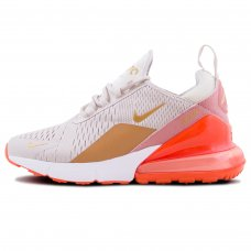 Женские Nike Air Max 270 Light Beige/Orange