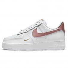 Женские Nike Air Force 1 Low Rust Pink Features Gold Mini