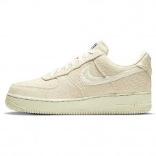 Фотография 1 Унисекс Nike Air Force 1 Low Stussy Beige