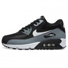 Мужские Nike Air Max 90 Essential Black/Grey/White