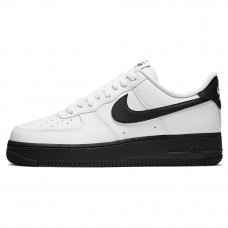 Унисекс Nike Air Force 1 Low '07 White/Black Multi Size