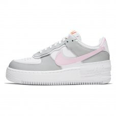 Женские Nike Air Force 1 Shadow Photon Dust/Pink Foam