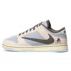 Унисекс Nike Dunk Low x PlayStation 5 x How To Get Travis Scott