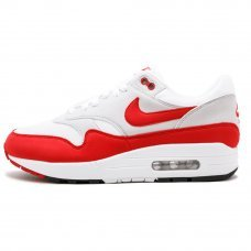 Мужские Nike Air Max 87 Anniversary White/Red