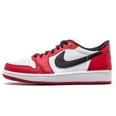 Унисекс Nike Air Jordan 1 Retro Low Red/White