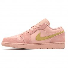 Женские Nike Air Jordan 1 Low Coral Stardust