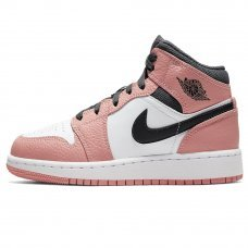 Женские Nike Air Jordan 1 High Pink Quartz