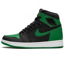 Женские Nike Air Jordan 1 Mid OG Green/Black