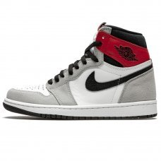 Фотография 1 Унисекс Nike Air Jordan 1 High OG Light Smoke Grey