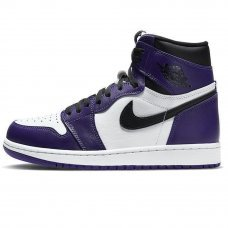 Женские Nike Air Jordan 1 High Court Purple
