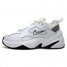 Фотография 1 Зимние Nike M2K Tekno WMNS White With Fur