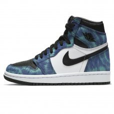 Унисекс Nike Air Jordan 1 High OG WMNS Tie-Dye