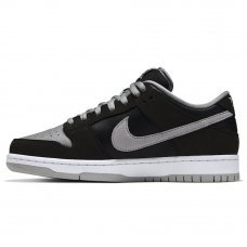 Фотография 1 Мужские Nike SB Dunk Low Pro Shadow Black/Medium Grey