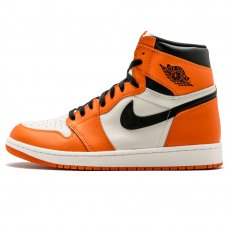 Фотография 1 Унисекс Nike Air Jordan 1 Retro High Og Orange