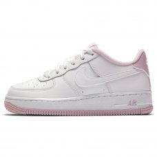 Женские Nike Air Force 1 GS White/Lilac