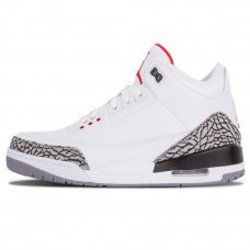 Мужские Nike Air Jordan 3 Retro White Cement
