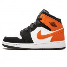Мужские Nike Air Jordan 1 Mid Shattered Backboard