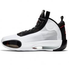 Фотография 1 Мужские Nike Air Jordan 34 White/Black/Red Orbit