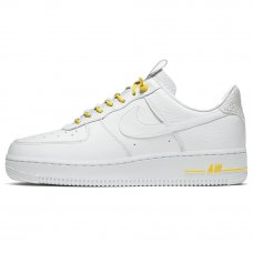 Фотография 1 Женские Nike Air Force 1 Lux White/Chrome Yellow