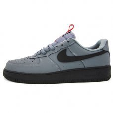 Унисекс Nike Air Force 1 '07 LV8 Dark Grey/Red