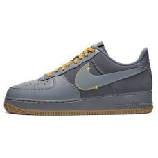Унисекс Nike Air Force 1 Premium Cool Grey/Pure Platinum-Dark Grey