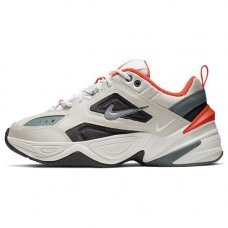 Унисекс Nike M2K Tekno Light Bone/Turf Orange
