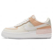 Фотография 1 Женские Nike Air Force 1 Shadow Beige/Brown/Marron
