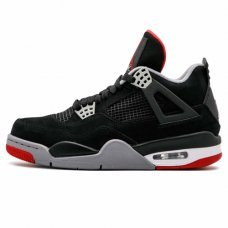 Унисекс Nike Air Jordan 4 Retro Black Cement