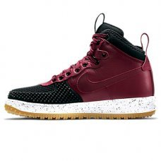 Мужские Nike Lunar Force 1 Duckboot Burgundy/Black