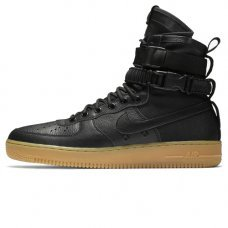 Фотография 1 Унисекс Nike SF AF1 Special Field Air Force 1 Black Black Gum Light Brown