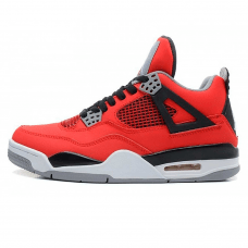 Унисекс Nike Air Jordan IV (4) Retro Toro Bravo/Fire Red