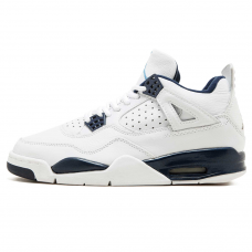 Мужские Nike Air Jordan 4 Columbia White
