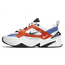 Унисекс Nike M2K Tekno 'John Elliott' White/Orange/Blue
