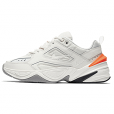Фотография 1 Унисекс Nike M2K Tekno Phantom White Orange Grey