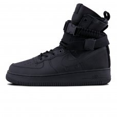 Мужские Nike Air Force 1 SF Mid Triple Black