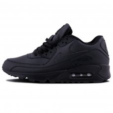 Унисекс Nike Air Max 90 Leather Black