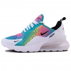 Женские Nike Air Max 270 White Rainbow