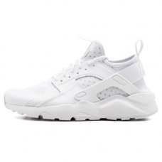 Фотография 1 Унисекс Nike Air Huarache Ultra Triple White