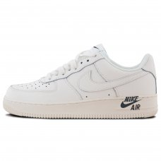 Женские Nike Air Force 1 Low Leather Team Light Beige