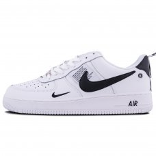 Унисекс Nike Air Force 1 '07 LV8 White/Black