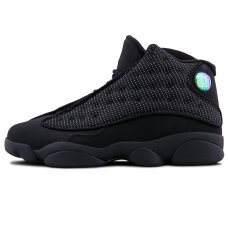 Мужские Nike Air Jordan 13 Retro Flint All Black
